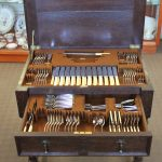Canteen of cutlery by Mappin & Webb