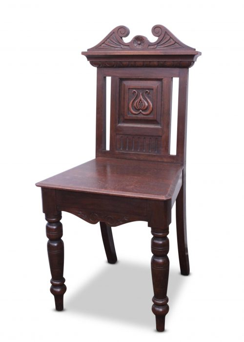 Blackwood hall chair by Foy and Gibson