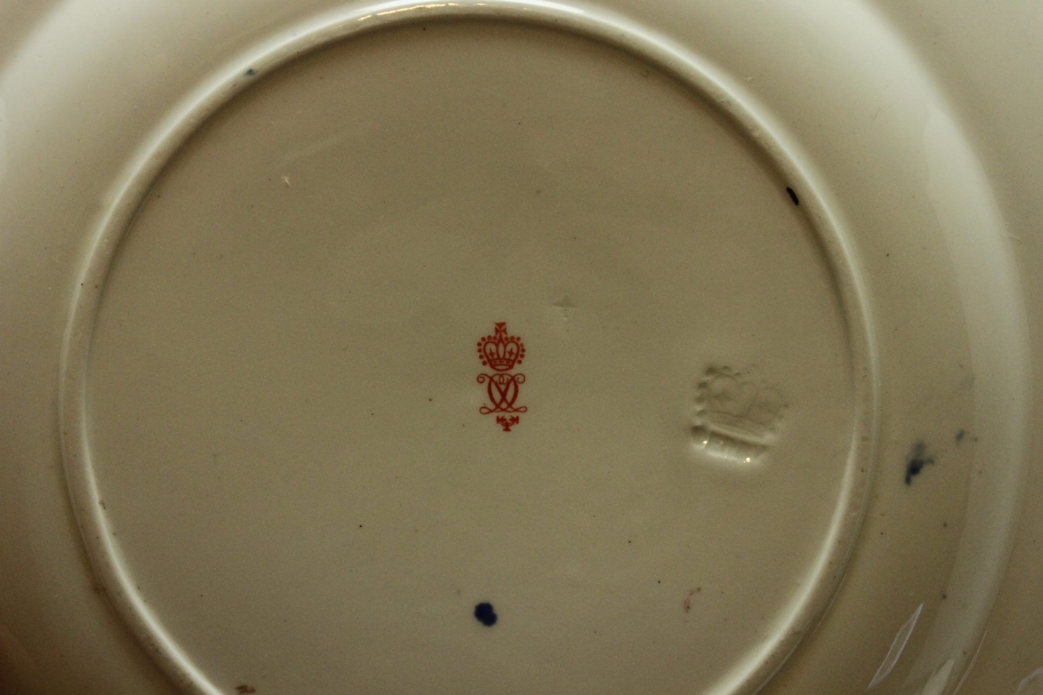 Royal Crown Derby Imari plate pattern 563