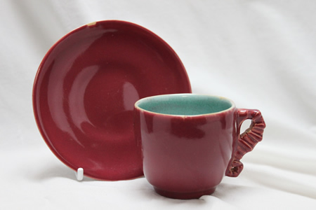Klytie Pate cup and saucer