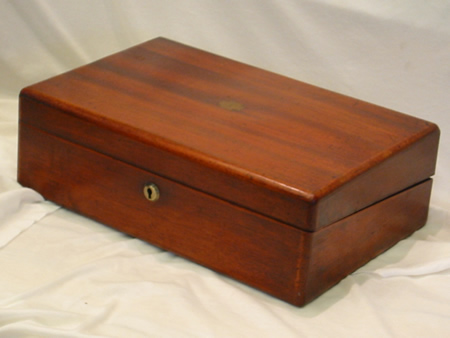 Cedar ladies writing box