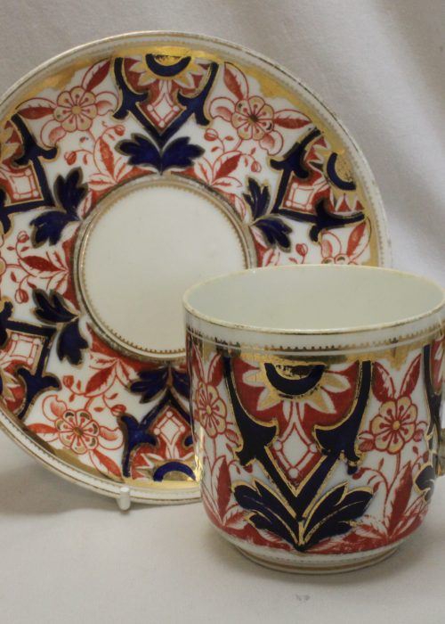Wileman cup and saucer pattern 3425.