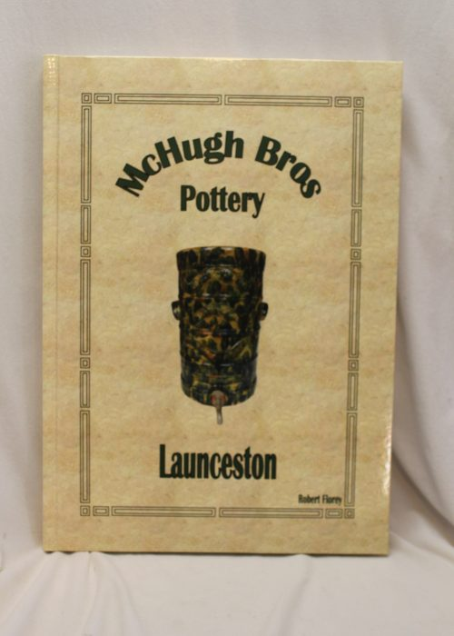 McHugh Pottery reference book