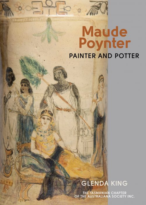 Book on the potter Maude Poynter