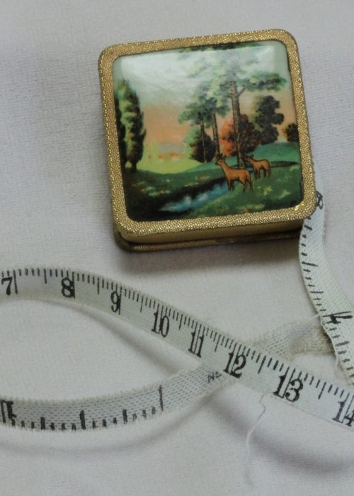 Novelty sewing tape measure