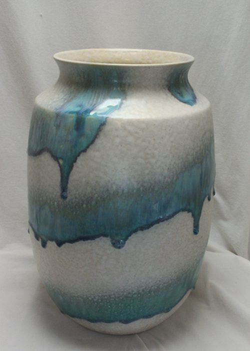 Large vase by John Barnard Knight